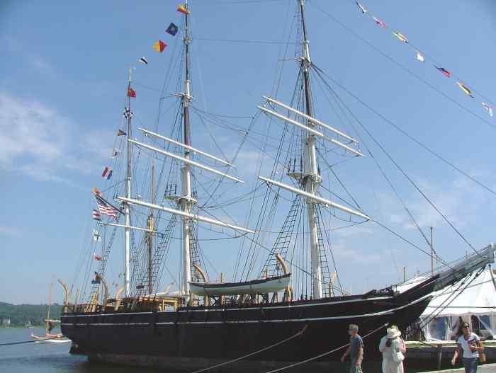 georg stage skib