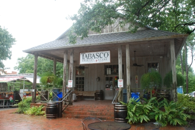 Tabasco Country Store på Avery Island